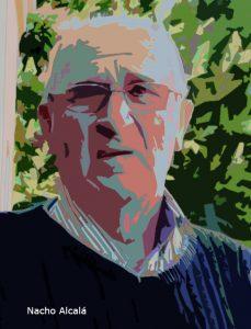 20170401.M. Romero Esteo. Dibujo Nacho Alcalá